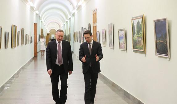 Ереван планирует перенять опыт Петербурга в сфере общественного транспорта и уборки мусора