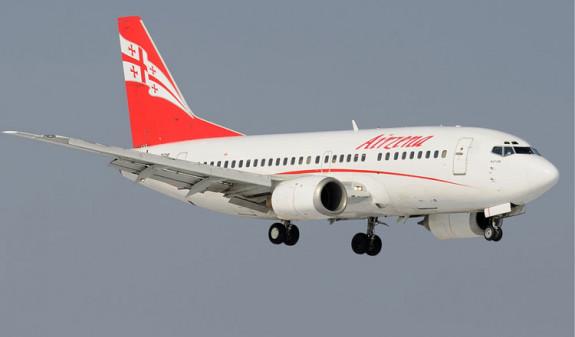 «Джорджиан Эйрвейс» предлагает пассажирам транзитные рейсы Тбилиси-Ереван-Москва