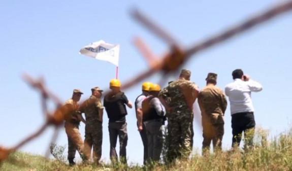 Миссия ОБСЕ завтра проведет мониторинг на границе Арцаха и Азербайджана