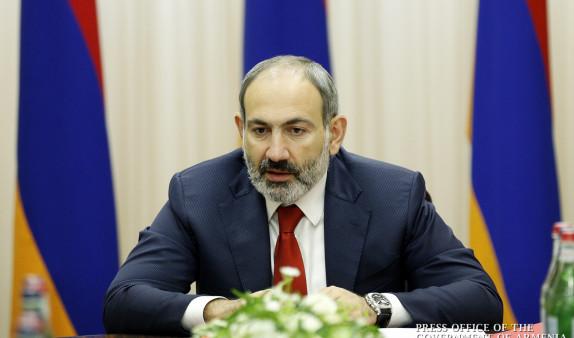 Пашинян созвал заседание Совета безопасности Армении: на повестке дня – ситуация в регионе