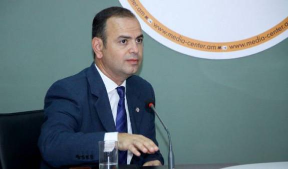 Главный комиссар по делам диаспоры Заре Синанян обозначил свои первые шаги