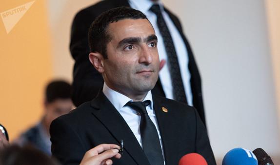 Губернатор Котайкской области Армении отреагировал на слова Сасуна Микаеляна
