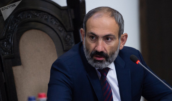 Пашинян произвел назначение в СНБ Армении