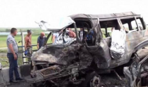 СК Армении выясняет обстоятельства ДТП в Араратской области, унесшего жизни 6 человек