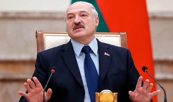 Лукашенко объяснил, почему «закрыл наглухо» границу с Украиной