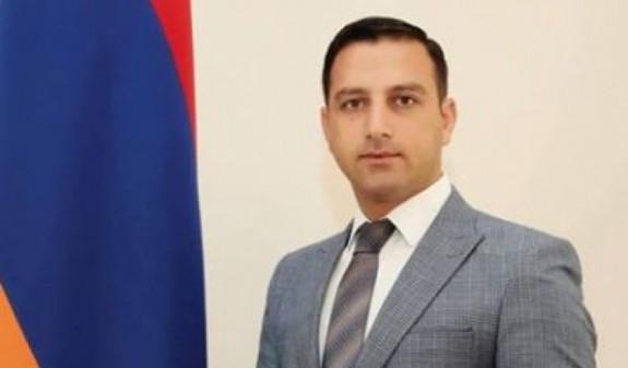 Назначен новый начальник пресс-центра СНБ Армении
