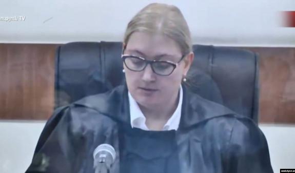 Քոչարյանի և մյուսների գործով դատավոր Աննա Դանիբեկյանին թիկնապահ է տրամադրվել
