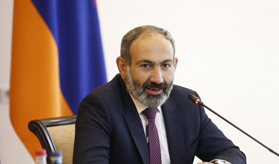 Никол Пашинян отправится в Туркменистан с рабочим визитом