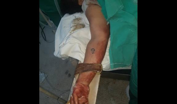 Տեսանյութ. Հայկական թաղամասում ողջ գիշեր սպանդ Է իրականացվել.Գիշերվա դաժանությունից կադրեր