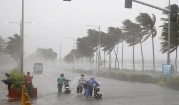 Мощный тайфун в Японии унес жизни 39 человек
