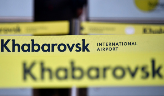 В России самолет не смог вылететь из аэропорта из-за возгорания двигателя