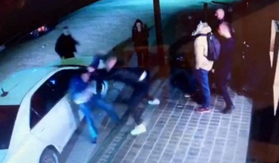 В подмосковной Дубне убит гражданин Армении(Видео)
