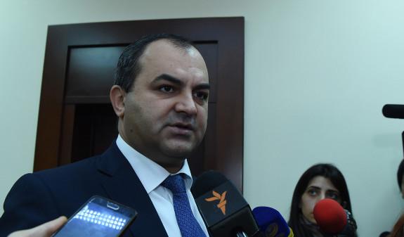 Генпрокурора Армении расспросили о возможном аресте Геворка Костаняна в России