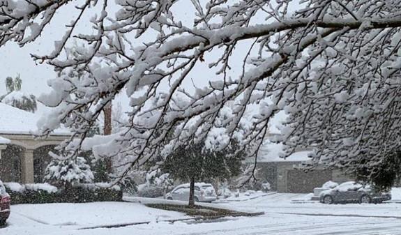 АРМЕНИЯ: Ряд областей Армении окажутся во власти обильного снегопада