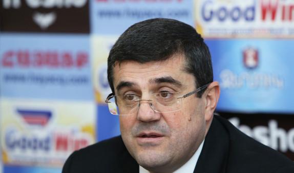Араик Арутюнян: я никогда ни перед кем не угодничал