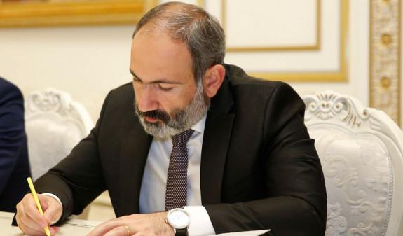 АРМЕНИЯ: Пашинян назначил нового заместителя главы Минздрава Армении