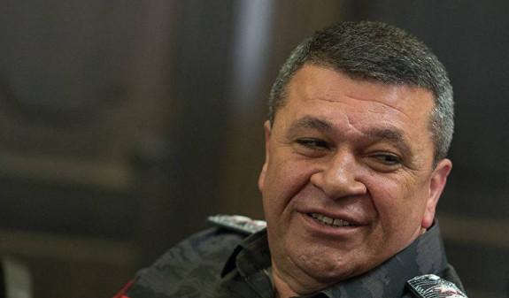 Экс-главу Полиции Армении Владимира Гаспаряна вызвали в Спецследственную службу