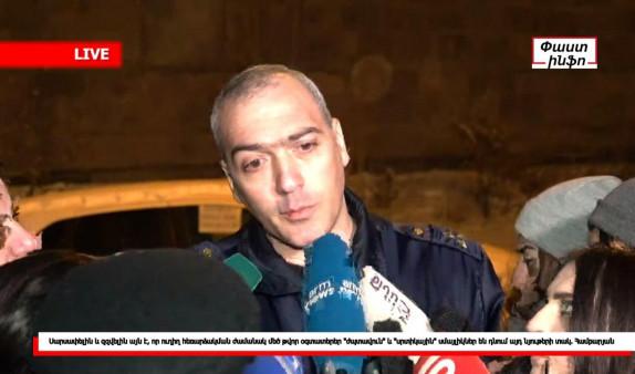 Несколько десятков гильз и пуль обнаружено на месте смерти экс-главы СНБ Армении Георгия Кутояна