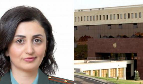 ՊՆ-ն՝ հայկական ինքնաթիռ  խոցվելու մասին
