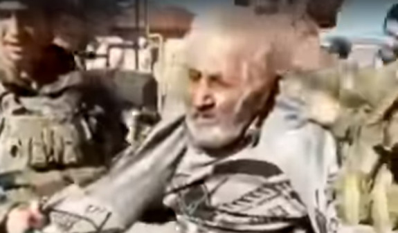 Գերեվարված 80-ամյա ծերունուն Ադրբեջանում անվանել են «Խոջալուի դահիճ»,  Նրան ցանկանում են դատապարտել հորինված մեղադրանքով