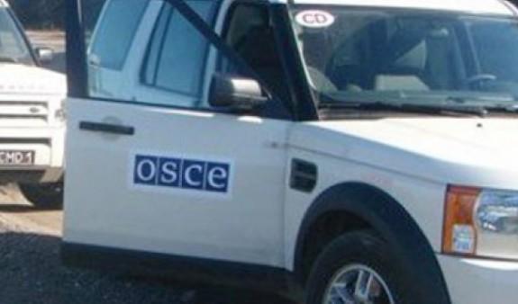 Азербайджан не вывел миссию ОБСЕ на передовые рубежи