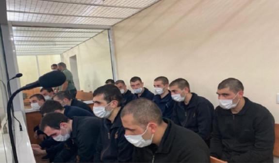 Շարունակվում են 27 հայ ռազմագերի դատավարությունները,որոնք ընթանում են Բաքվի ծանր հանցագործությունների գործերով դատարանում